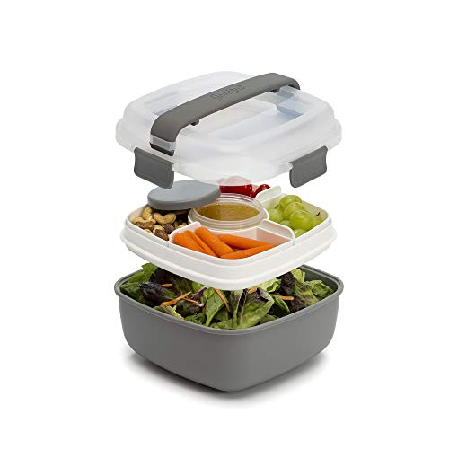 10% off a to-go salad container