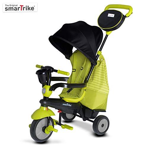 Smartrike 650–09004en 1Tricycle Enfant Véhicule, Vert