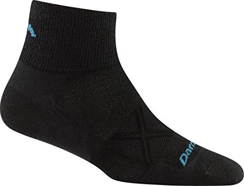 Darn Tough Women's Merino Wool Vertex 1/4 Ultra-Light Socks
