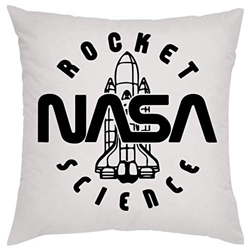 NASA Rocket Science Kissen Pillow
