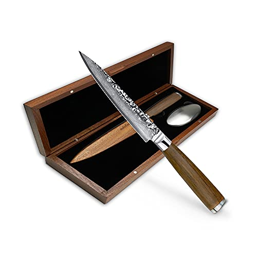 adelmayer® Premium Damastmesser -...