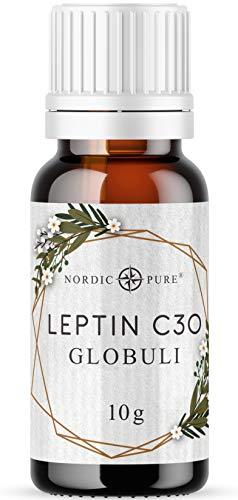 Leptin Globuli C30 für Leptin Diät | Höchste Qualität, radionisches Leptin | Leptin Stoffwechsel Diät | Kombinierbar mit hCG Stoffwechselkur | Schlank in 21 Tagen Leptin abnehmen