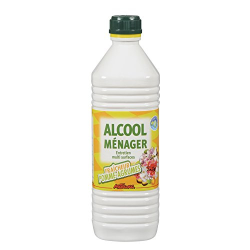 ALCOOL MENAGER POMME/AGRUMES 1L MIEUXA