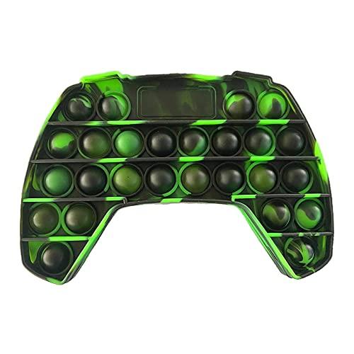 BESDAY Sensory Fidget Toys Silica Gel Dimple Fidget Toys sind für erwachsene Kinder geeignet Anti-Stress Fidget Spielzeug