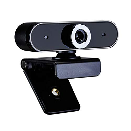 HD Webcam, 12 Million Pixel Webcam Camera Met Microfoon Een Vaste Clip Voor Conference Video Calling Remote Teaching