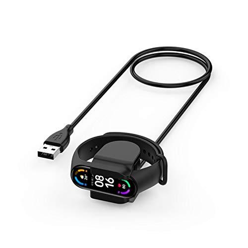 USB Ladegerät Charger Ersatz für Xiaomi Mi Band 6 Smartwatch Charge Cable Charging, 30 cm Ersatz USB-Ladekabel Ladestation Cable Kabel Ersatzkabel Kabel Charger Cable
