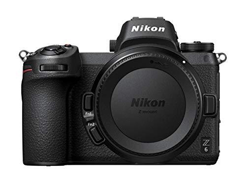 41UxNtBrtOL - Nikon Z6 Full Frame Mirrorless Camera Body