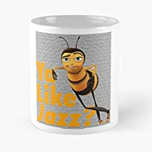 Bee Movie Script Ya Like Jazz Classic Mug - 11 Oz Coffee Mug- Unique Birthday Gift The Best Gift For Holidays.