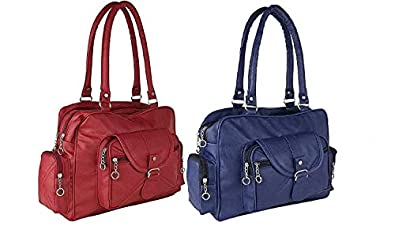 Bellina® Women's Handbag two color combo series