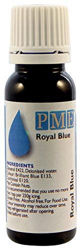 Colorante Alimentario PME - Azul Eléctrico 25 g