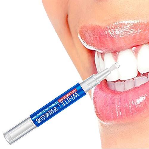 Lápiz de blanqueamiento dental para eliminar la placa Limpieza de higiene oral Suero herramientas dentales Dientes Agente de blanqueamiento de dientes Cuidado oral Máquina de blanqueamiento dental