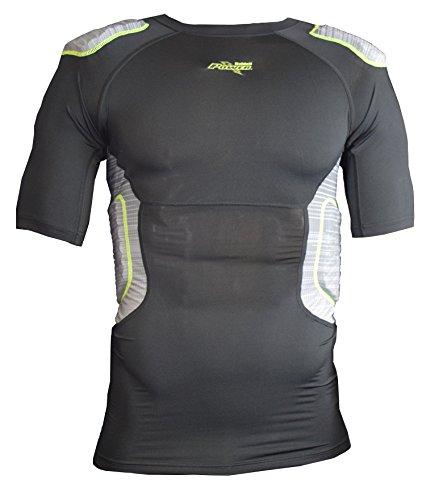 riddell power shoulder pads - 6