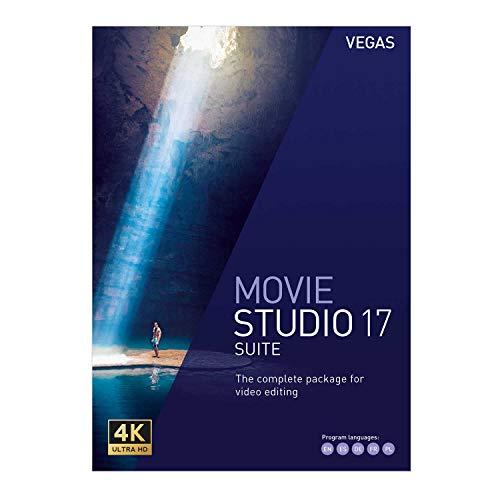 VEGAS Movie Studio 17 Suite [PC Download]