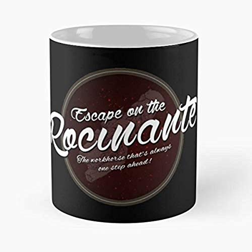 The Expanse Rocinante Pur Best Coffee Mugs 11 Oz Father Day 2UHAW5 OOAKL6