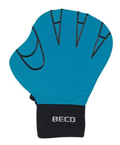 Beco Unisex– Erwachsene Handschuhe-9636 Schwimmhandschuhe, Sortiert/original, M
