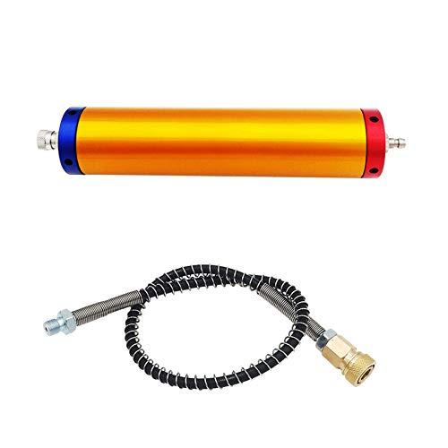 ORIYUKKI Legierung 300bar 4500psi Öl Wasser abscheider Luft Kompressor Filter mit 1/8 Adapter für Tauch hochdruck pumpe Atem pumpe