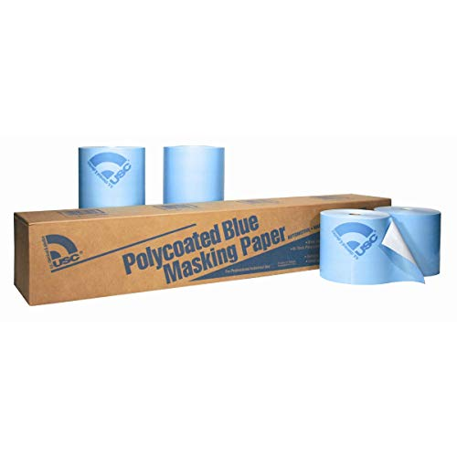 Polycoated Blue Paper Roll (18 in. x 738 ft.)