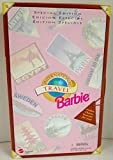 Barbie International Travel Doll Special Edition 2nd in Series w Golden Charm Bracelet for You! (1995)