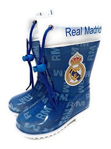 Botas Agua Real Madrid Club de Fútbol - Botas de Agua para...