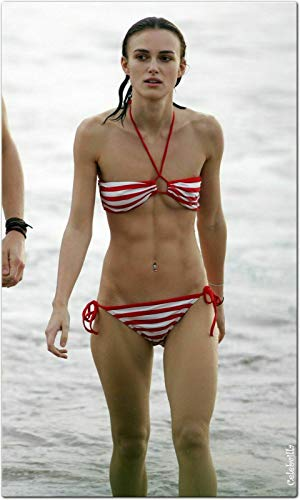 bucraft Keira Knightley in Bikini 8x10 Picture Celebrity Print