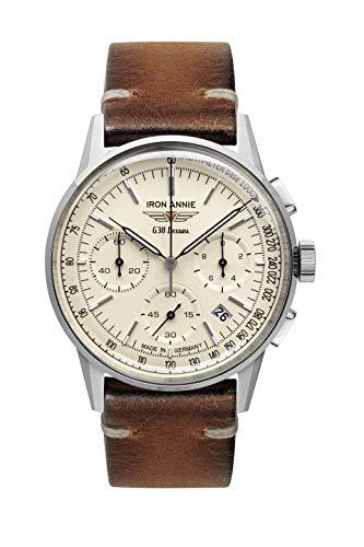 Iron Annie Herrenuhr Chronograph G38 Dessau 5376-5