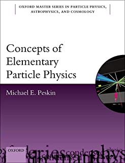 Concepts of Elementary Particle Physics (Oxford Master Series in Physics)