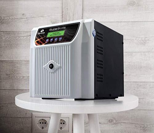 Smarten Superb 4000 VA / 4kVA 48 Volt 50 Amp MPPT Solar PCU Inverter (Support 3000watts Panels / 1.5ton Air conditioners, 1.5 HP Submersible Pumps)