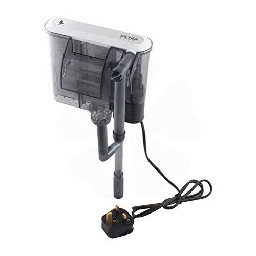 Uptell AC 220-240V UK Plug Aquarium Oil Protein Skimmer External Filter