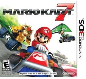 NEW Ranking TOP12 Mario Kart 7 Videogame Software Max 47% OFF 3DS