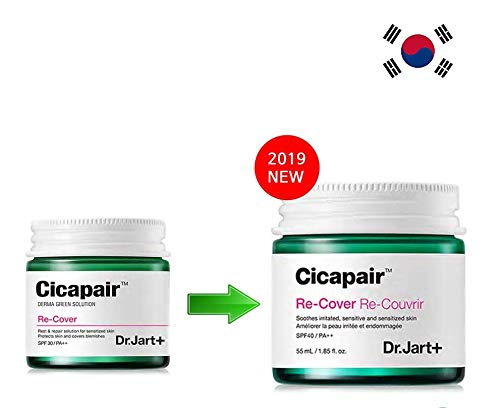 Dr.Jart + 2nd Generation Derma Green Solution Cicapair Recover (55ml 1.85 oz) Cicapair Recover