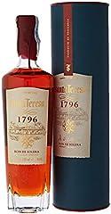 Ron Oscuro Premium Santa Teresa 1796 añejado con el método de solera – 700ml