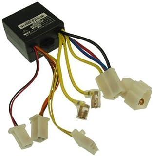 razor e100 scooter 24 volt controller - with 7 connectors for razor e100  and e125 (