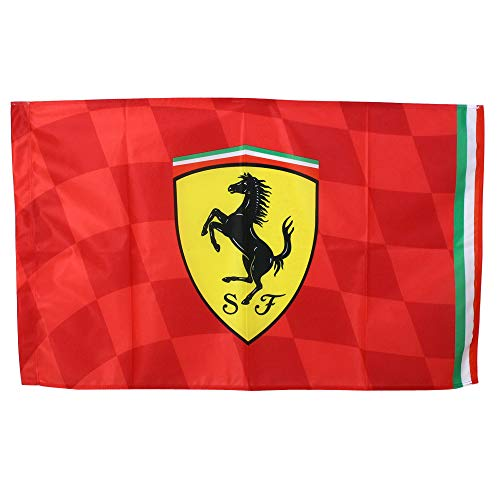 Branded Sports Merchandising B.V Original Ferrari Flagge 90 x 60 cm