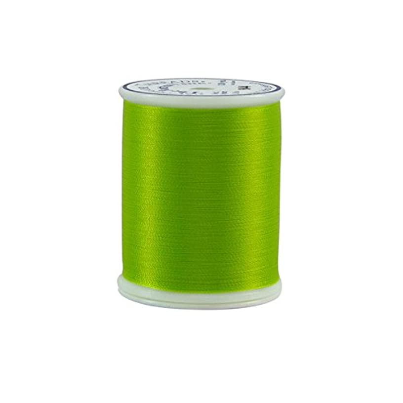 Superior Threads 11401-644 Bottom Line Polyester Thread, 1420 yd, Lime Green