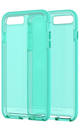Tech21 Evo Check Case for Apple iPhone 7+/8+ Aqua