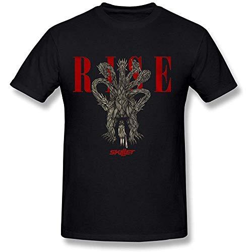 Men's Skillet Rise Album T-Shirt -M