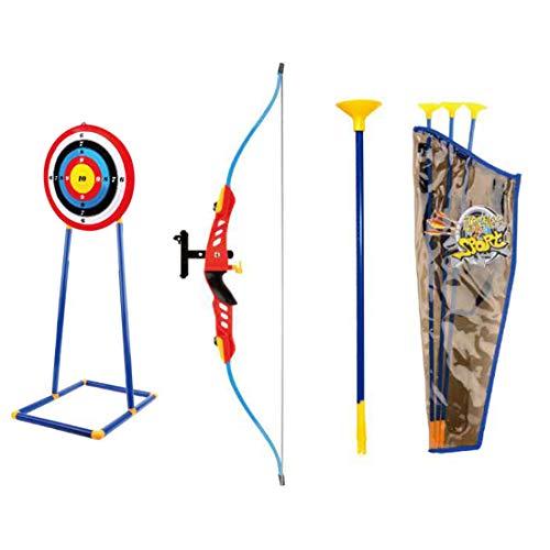 FADF Pfeilspiel im Freien Bogenschießset, Bogenschießset, Bogenschießset für Kinder, Bogen- und Pfeilset für Kinder