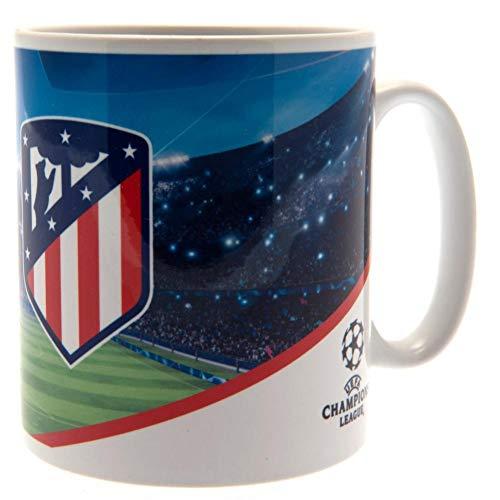 Atlético Madrid FC Champions League - Taza