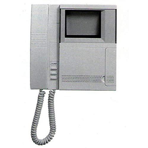 Bticino Legrand 334103 - Videoportero gris con soporte