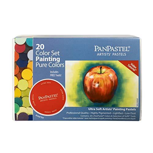 PanPastel Pastelle-Set mit 20Farben