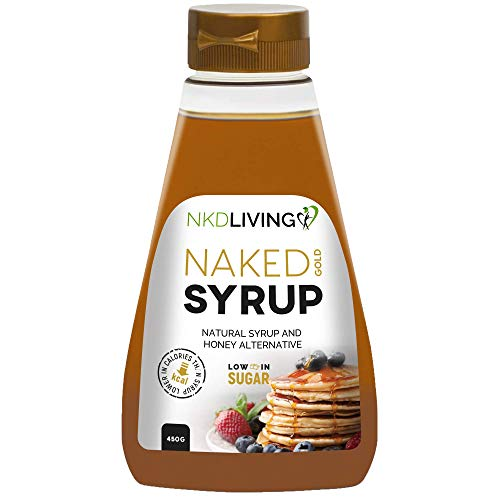 NKD Living Naked Fibre Syrup 450ml