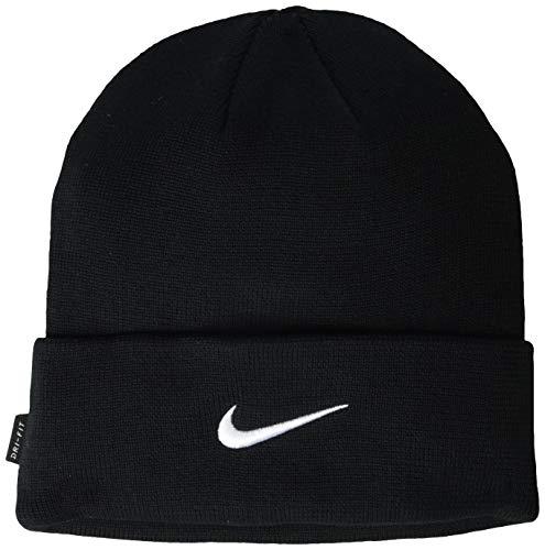 Nike Herren Beanie Cuffed Utility Mütze, Black, One Size