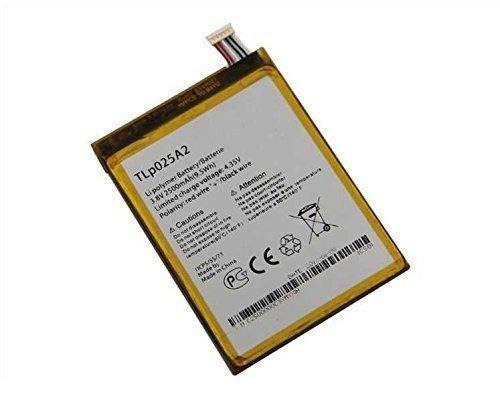 Theoutlettablet® Batterie-Ersatzguss Vodafone Smart Prime 6 VF-895N Alcatel Pop C9 Pop 2 5.0 TLp025A1/A2 2500