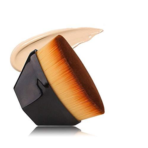 LILONGXI Pinceau De Maquillage,Porte-Soft Set Noir Poudre Maquillage Fondation Fondation Pratique Brosse pour Flawless-Powder Crème Ou Les Cosmétiques
