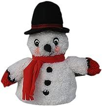 MCG Textiles Huggables Animal Snowman Latch Hook Kit