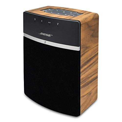 balolo, cassa Bose SoundTouch 10,alloggiamento in vero legno di noce