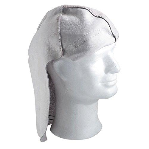 Kopfschutz und Nackenschutz Schweißerschutz, Ausführung:Spaltleder