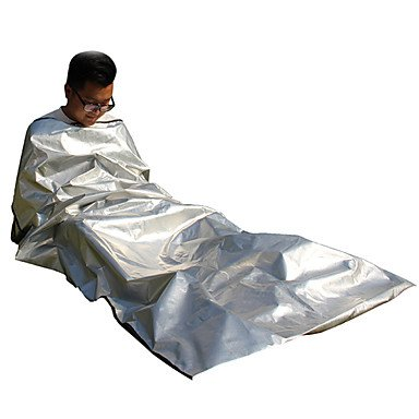 ZYT Sac de couchage Rectangulaire Simple 15° Synthetic 200g 220cmX105cm Camping / Plage / IntérieurRésistant à la poussière / Résistant au