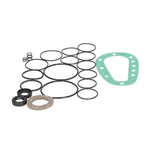 All States Seal Kit - Orbital Power Steering and Power Steering Gear Assembly fits Ford 4330 5340 7600 5100 4600 7100 4100 4340 4000 4190 5000 7000 6600 7200 5600 EDPN3500A