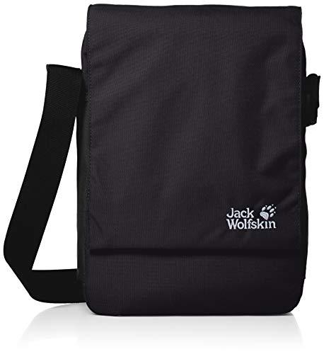 Jack Wolfskin Damen MAG Umhängetasche, schwarz (black), Einheitsgröße